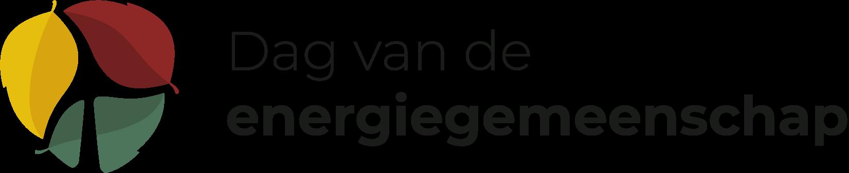 Logo Dag van de energiegemeenschap